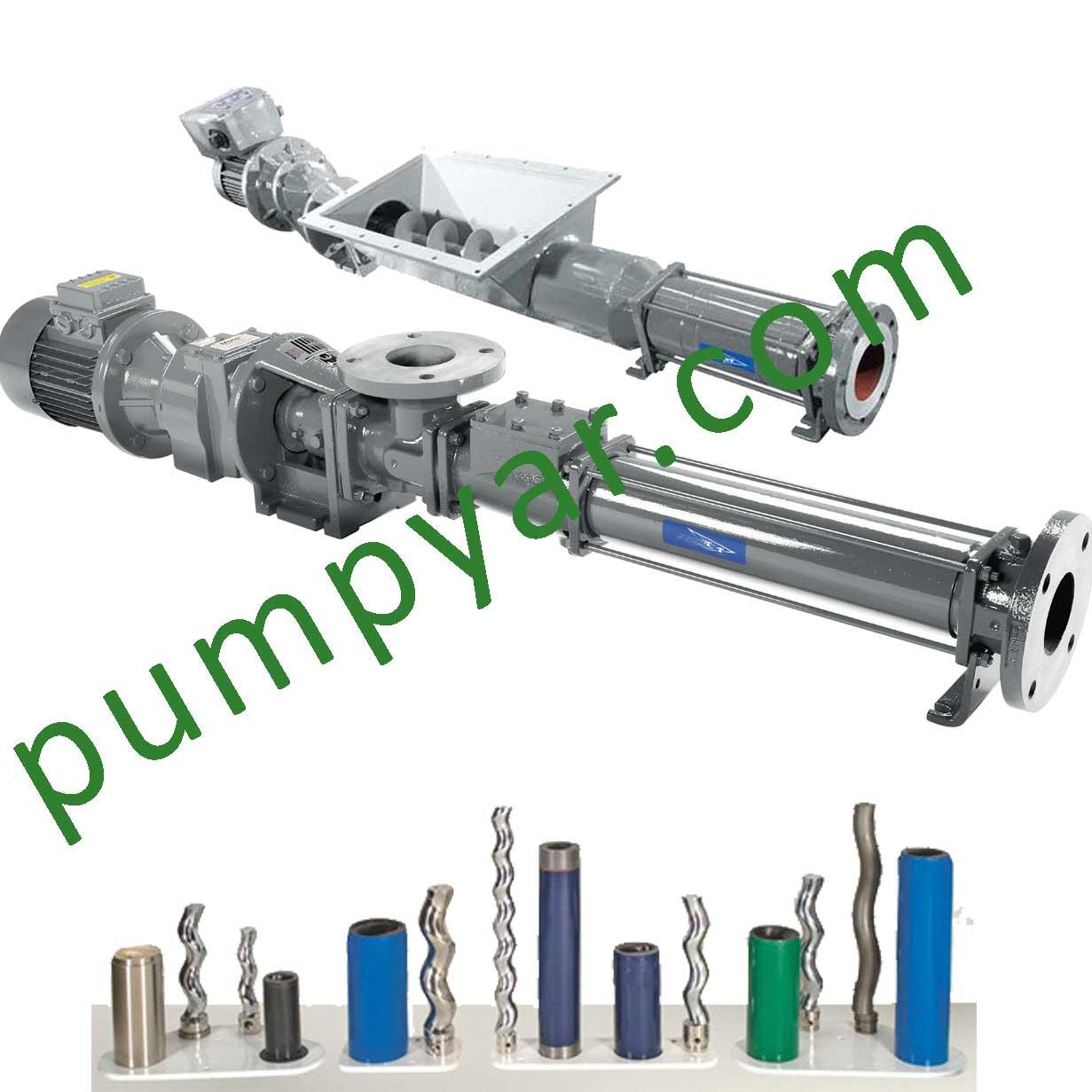 مونو پمپ (منو پمپ Mono Pump )